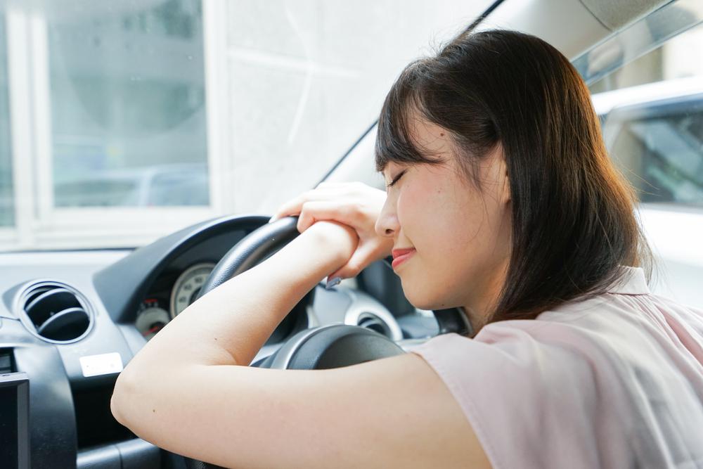 居眠り運転で事故を起こしたら?...