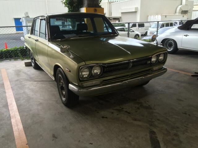 古い車の写真