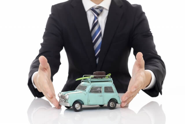 古い車の売却