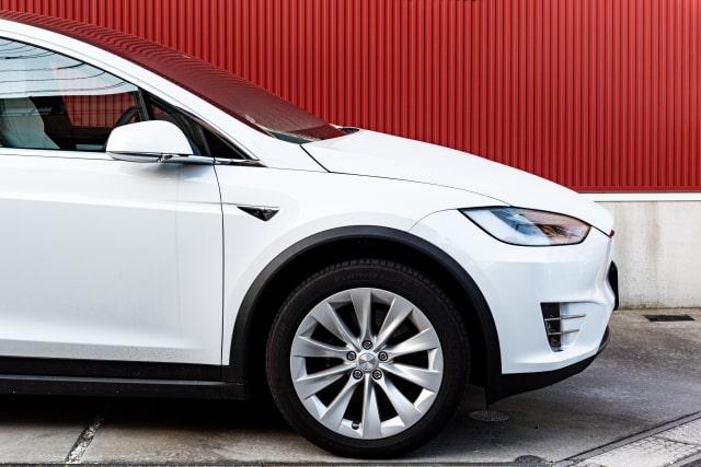 電気自動車SUVの走破性